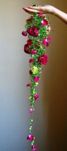 Kompozycja kwiatowa dla Panny Młodej