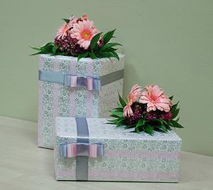 Ładne pakowanie prezentów