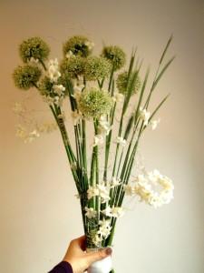 Kompozycja florystyczna - kurs florystyki w Warszawie