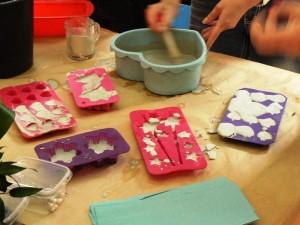 Kurs florystyczny - jak zrobić ozdoby świąteczne