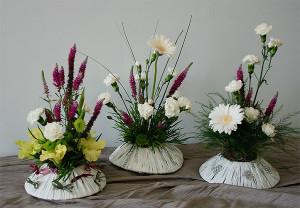 Dekoracja kwiatowa sali