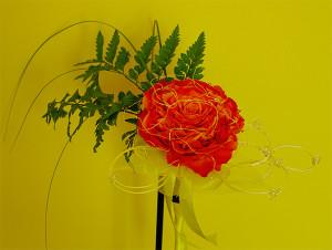 kwiat na walentynki