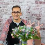 Sebastian Wasilewicz - florysta w Lublinie