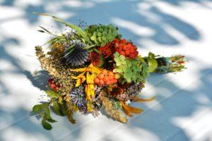 zioła - kolorowy bukiet