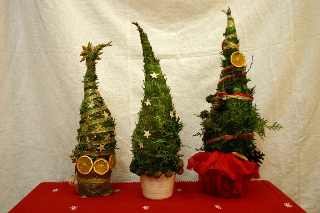 choinka świąteczna - drzewko Bożonarodzeniowe