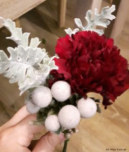 zimowy ślub - brunia