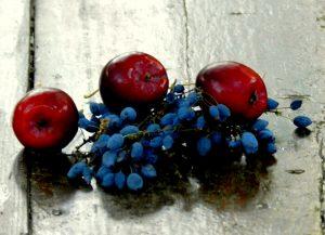 owoce jabuszka
