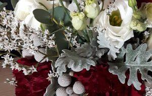 owoce we florystyce - brunia