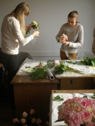 Florysta przygotowanie do zawodu