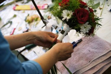 Florystyka - jak samemu zrobić bukiet ślubny