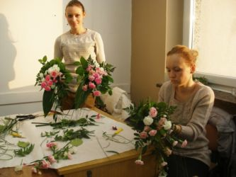 Florystyka kurs Katowice