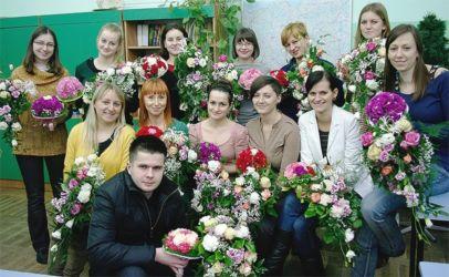 Kurs florystyczny podstawowy - Warszawa