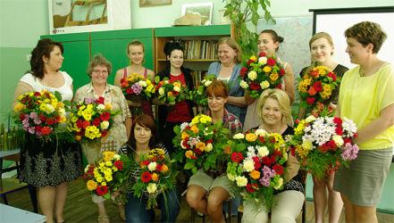 Kurs florystyczny w Warszawie podstawowy