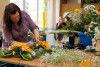 Kurs florystyczny Zielona Góra - stanowisko pracy kursanta