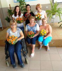 Kurs florystyki Lublin - zdjęcie grupowe