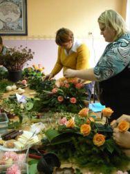 Kursy florystyczne przygotowują do zawodu