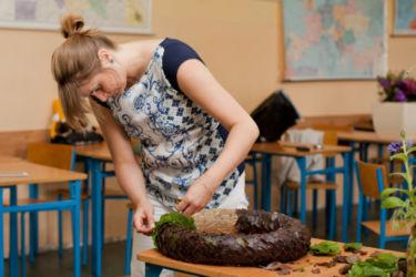 Kursy florystyczne Zielona Góra - jak zrobić wieniec rzymski