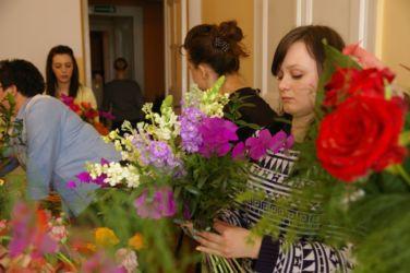 Style we florystyce na kursach florystycznych Kraków