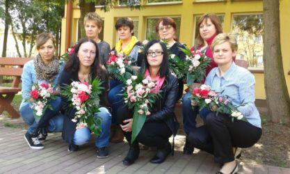 Szkoła florystyczna Rzeszów - zdjęcie grupowe