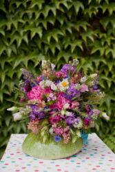 Szkoła florystyczna Zielona Góra - kompozycja z kursu