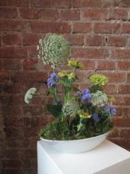 florystyka dekoracyjna kompozycja w naczyniu