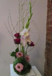 kompozycja florystyczna w naczyniu florystyka-warszawa