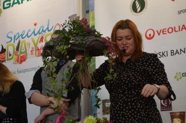 targi florystyczne pokazy mistrzów